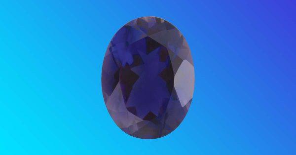 Lolite Gemstone